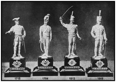 Arbuthnot statuettes