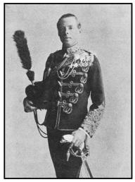 Brigadier F B Hurndall MC 1937-47