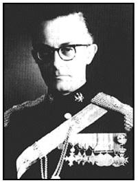 Col R P D F Allen MBE1972-