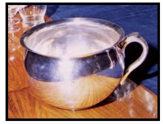 Emperor chamber-pot