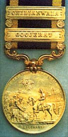 second-sikh-war-medal