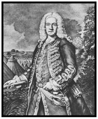 1720-1737 Lt Gen Clement Neville