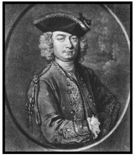 1752-1757 Lt Gen Louis Dejean