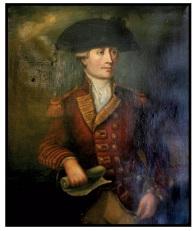 1773 Gen George Warde