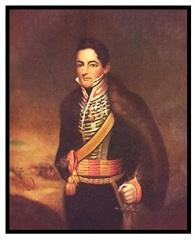 1811              Lieutenant Colonel Felton Bathurst Hervey