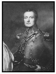 1829-1845 Col John Townsend ADC