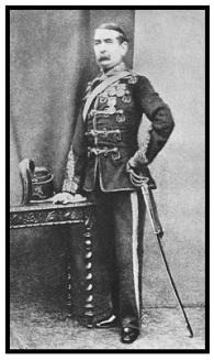 1857 - Lieutenant Colonel Charles Steuart C.B.