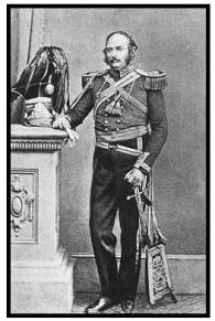 1860-1871 Lt Gen William Beckwith KH
