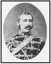 1881 - Lieutenant Colonel John Hunter Knox