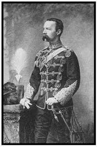 1885 - Lieutenant Colonel Charles Falkiner Morton