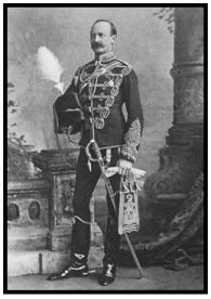 1887 - Lieutenant Colonel Henry Blackburne Hamilton
