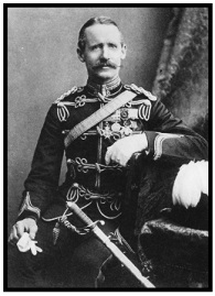 1891 - Lieutenant Colonel The Hon George Hugh Gough C.B.