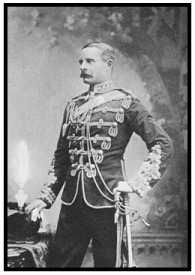 1896 - Lieutenant Colonel Augustus John English