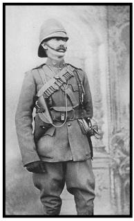 1899 - Lieutenant Colonel Gilbert Henry Claude Hamilton