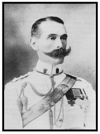 1907 - Lieutenant Colonel Edward Douglas Browne-Synge-Hutchinson V.C., C.B.