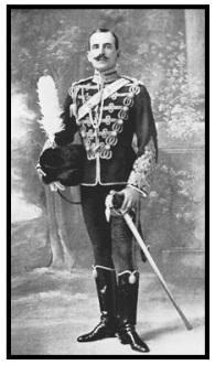 1911 - Lieutenant Colonel Robert Campbell Stephen C.B.