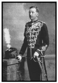 1916 - Lieutenant Colonel Robert Westbrook Hewitt D.S.O.