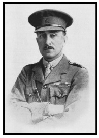 1917 - Lieutenant Colonel Edgar James Bridges M.C.