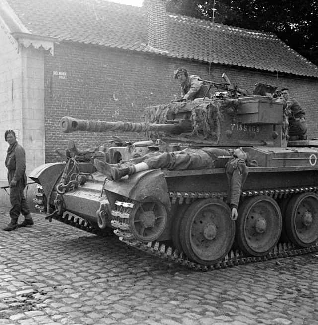 The Cromwell Cruiser Tank The 14th 20th King S Hussars